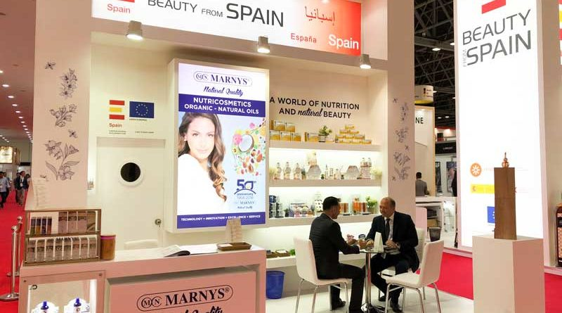 stand MARNYS in Spain