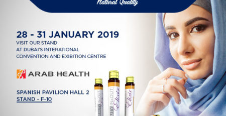 Arab health in dubai 2019