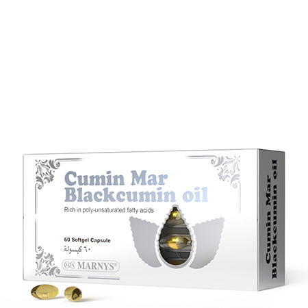 CUMIN MAR BLACKCUMIN OIL Health Benefits
